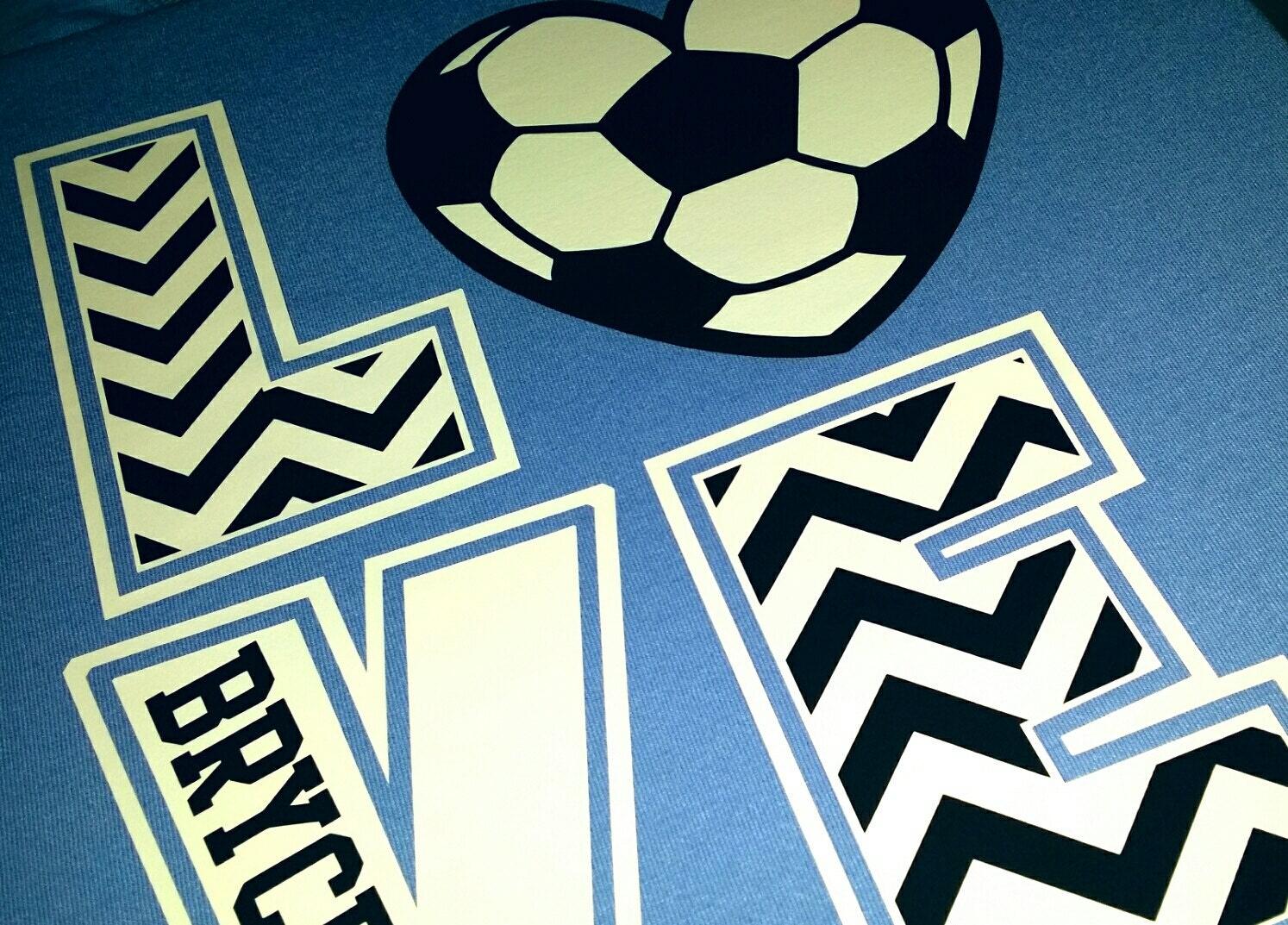 Design t shirt soccer -  Zoom