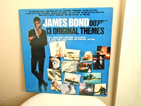 Vintage '80s James Bond 007; Live and Let Die, Ian Fleming, 1988 Coronet P/B VGC