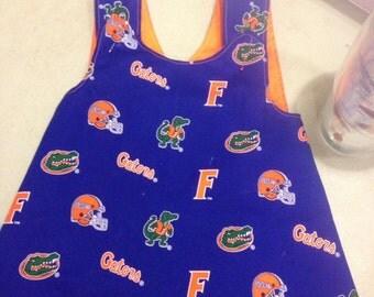 University of Florida Gator Romper Dress