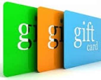 Ajana Gift Card - 25 Dollars