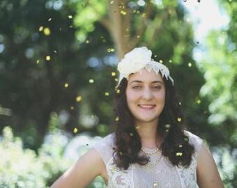 Vintage Wedding Gold Confetti, Party Confetti, Wedding, Confetti, Baby Shower, Bridal Shower, Party Supplies
