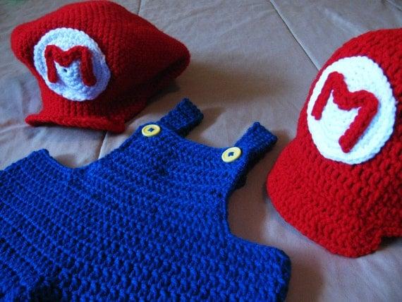 Mario Brothers Baby Costume Super Mario Brothers Costume
