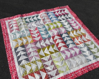 Instant Download - PDF Sewing Pattern -  South for the Winter Quilt Pattern