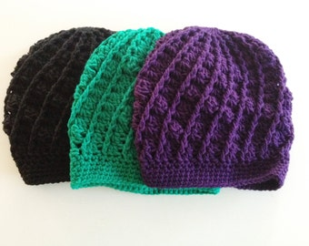 Slouchy Hats Pattern