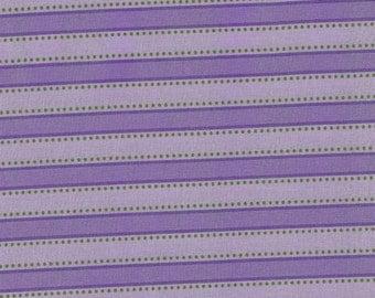 "Fabric Remnant, Veranda, Robert Kaufman, Stripes, 22"""