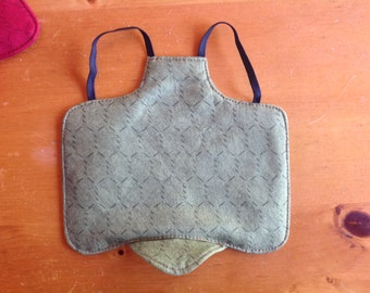 Hen Saddle, Chicken Apron with Tail Guard