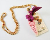 Discover Tag Necklace