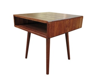 Mid Century Inspired End Table / Side Table - MADE TO ORDER