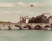 """Paris decor,Valentines Day gift, Paris Photography, Paris Art, travel photography-"""" Heart of Paris"""""""