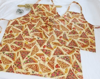 Father Son or Mother Daughter Pizza Aprons