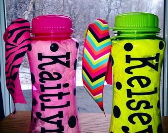 ONE Personalized water bottles