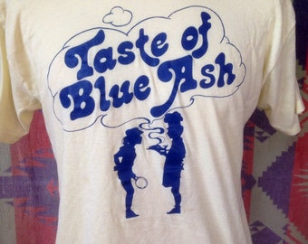 Vintage Taste of Blue Ash t shirt USA