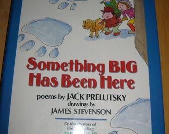 Jack Prelutsky Poem Book For Children Signed