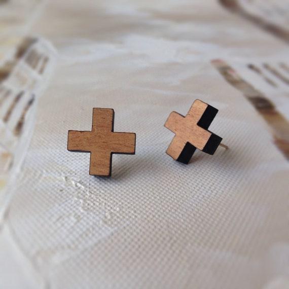 Cross Earrings Kris Kross Will Make You Jump
