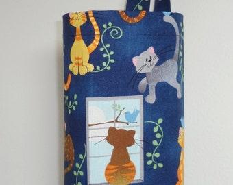 Plastic Bag Holder Grocery Bag Holder Storage Kitchen Bag Storage Tiger Cat