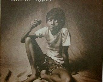 Diana Ross Album and Cover
