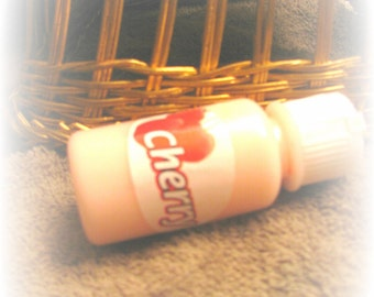 cherry shea butter trial size body lotion