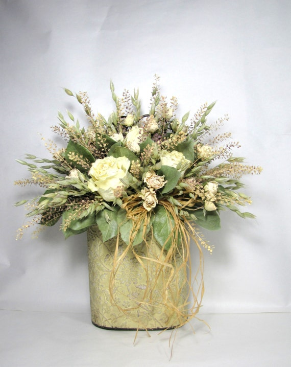 Dried Flower Arrangement Wall Decor Arrangements Dried