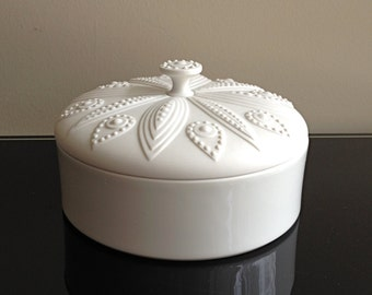 Heinrich Bavaria Germany Lidded Dish by Nanny Still