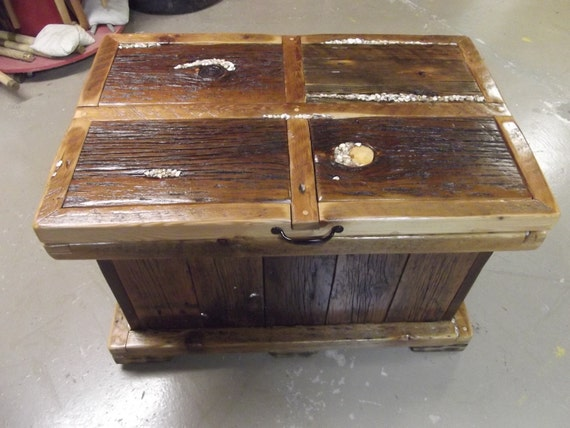Custom Storage Coffee Table Hope Chest Toy Box By Lotuswoodcrafts