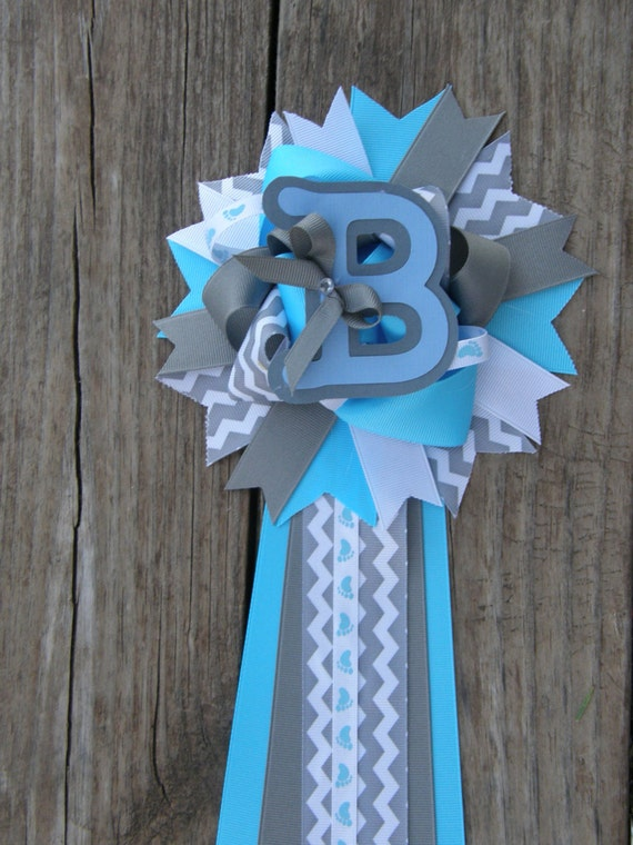 personalized baby shower mum baby shower mum by bonbow on etsy