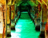 St Martin Under the Pier Photograph 8x10