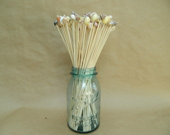 Shell Topped Reed Diffusers