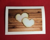 Potato Hearts (part 2) - Valentine / Anniversary / Love Birthday Greeting Card