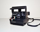 Polaroid One Step 600 Land Camera Rainbow