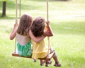 Old Fashioned Tree Swing for the garden **Celebration Price**