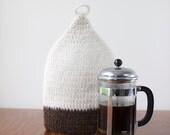 Colour Block Coffee Pot Cosy