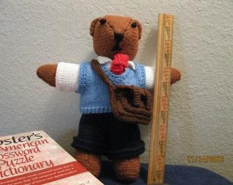 Schoolboy Bear