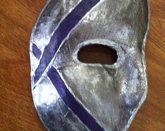 Custom Phantom Half Mask  / Venetian Mask Male Series