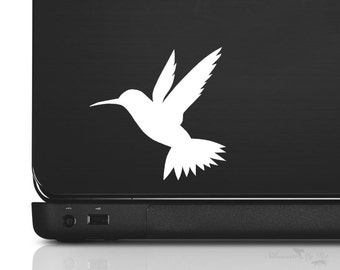 Popular Items For Hummingbird Decal On Etsy