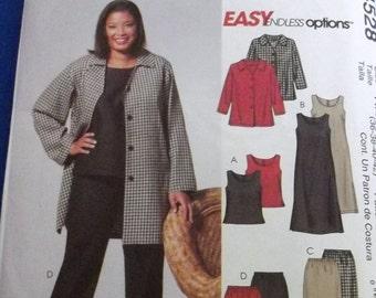 Plus Sized Wardrobe Pattern