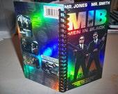 Men In Black VHS Notebook