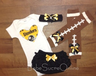 Steelers Game Day Outfit