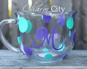 Personalized Soup Bowl/Cup