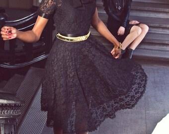 Sweet Lace Romance Dress