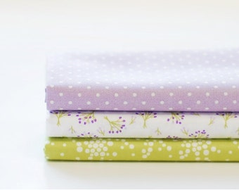 Assorted Pattern Fabric Pack 1/4 Yard (DL04)