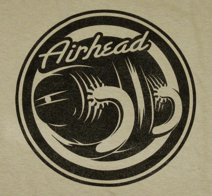 Bmw Airhead Logo Tshirt