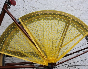 Bicycle Accessories, Skirt Guard 'Jasmine'. Bicycle skirt guard, Bicycle, cycling, cruiser bike, bike skirt guard