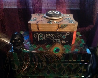 Witchy Treasure Box