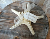 large-starfish-wedding-ring holder-beach wedding-destination-ring bearer-nautical-decor-beach-bride-groom-ring pillow-ring box-ocean-themed