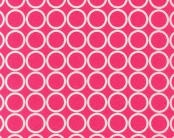 Hot Pink Circles Metro Living From Robert Kaufman