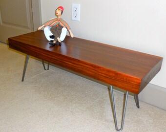 Salvaged Cedar Table