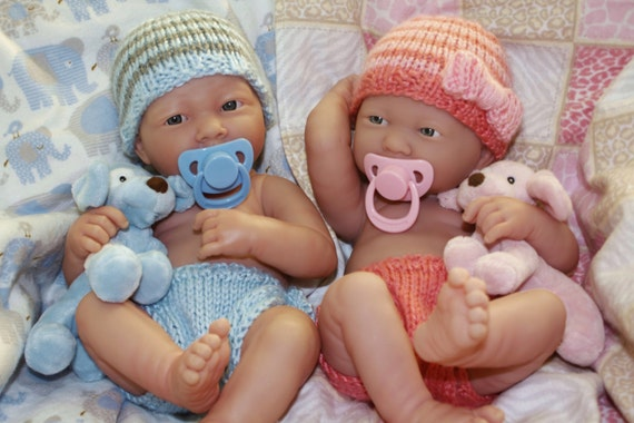 Jc Toys La Newborn 14 Doll Berenguer Deluxe Handmade