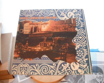 The Allman Brothers Band Win Lose Or Draw on Capricorn Records 1975 original vintage vinyl