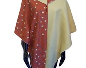 Sante Fe Dots Fleece Shawl