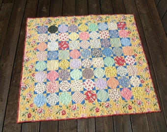 Vintage Inspired 1930's Reproduction Quilt